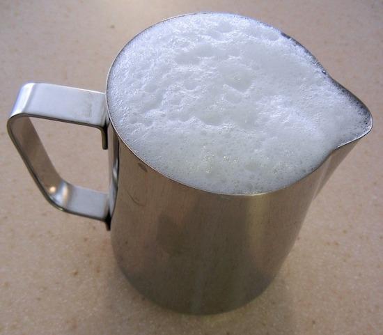 Jug for Steaming Milk