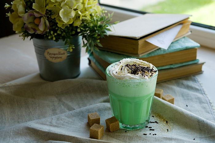 Frappuccino made at home