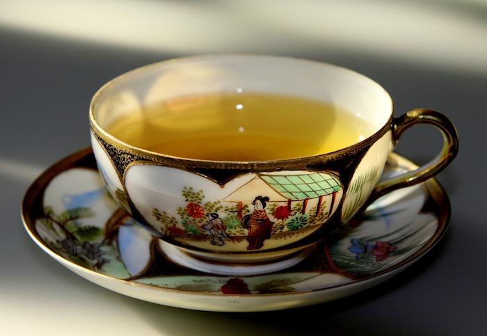 Put Coffee Creamer In Tea