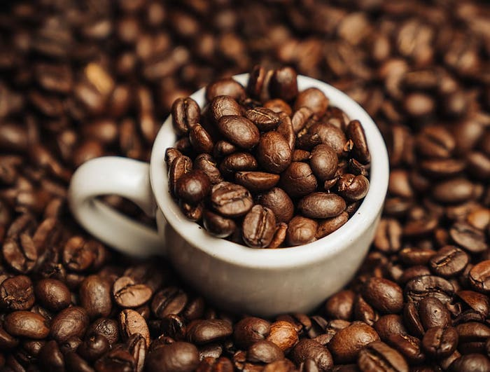 Cups Of Coffee Are In A Pound Of Beans
