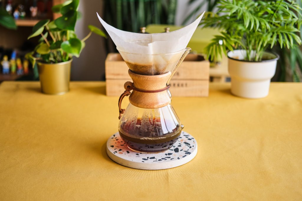 chemex coffee paper filter