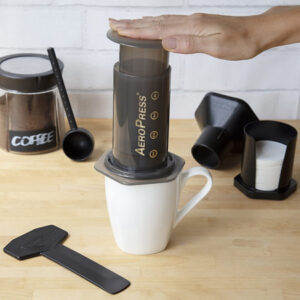 How Does the Aeropress Work