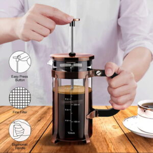 How Does the French Press Work