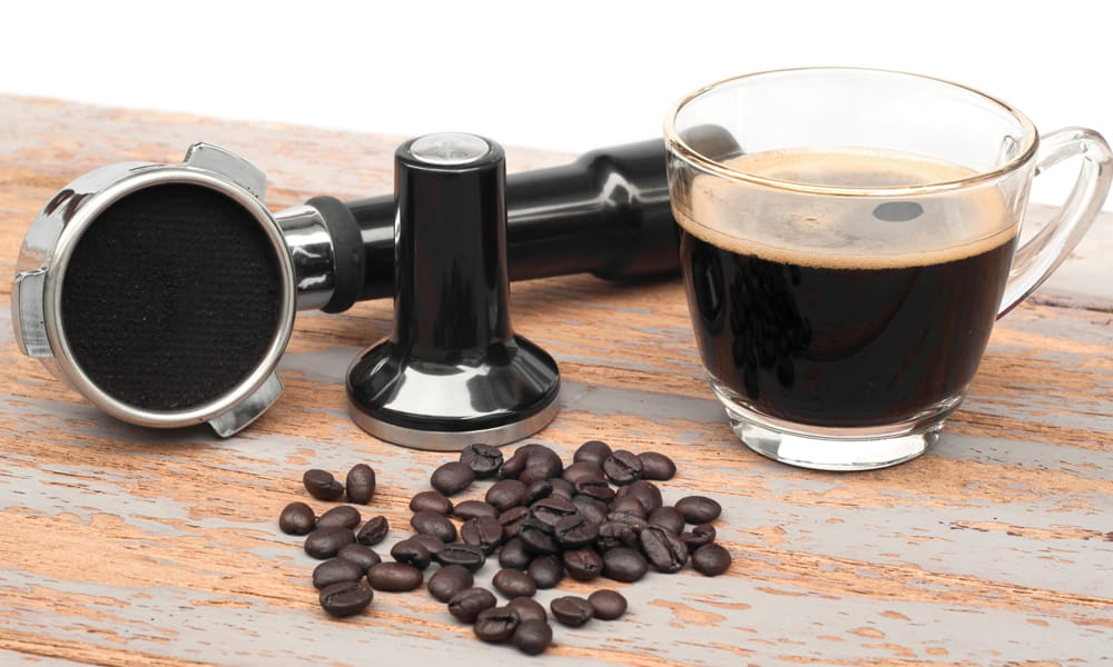 The most common cause of coffee's bitterness is over-extraction