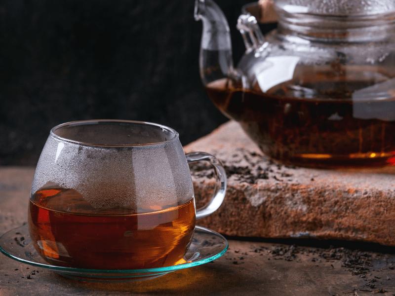 Coffee and Tea.