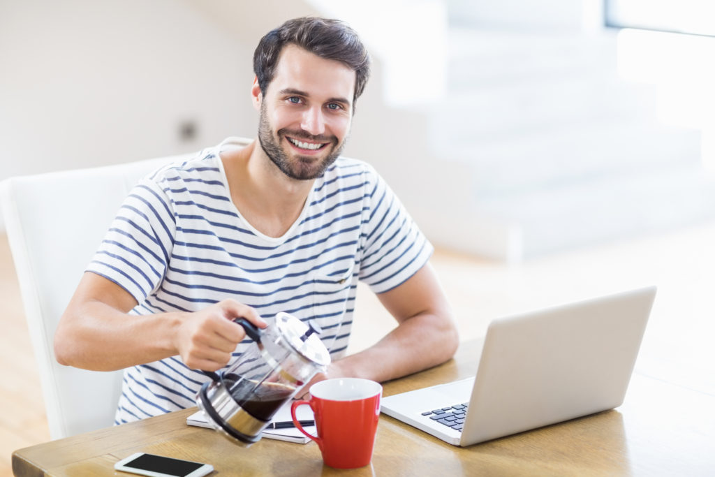 coffee home business opportunity