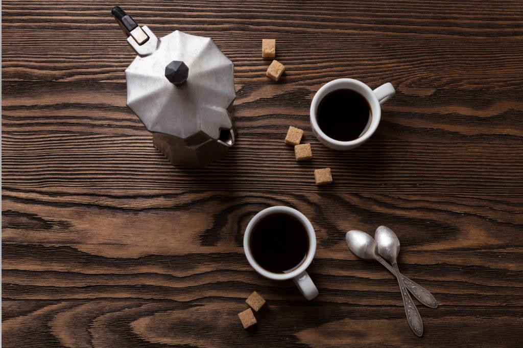 stovetop espresso vs. machine espresso