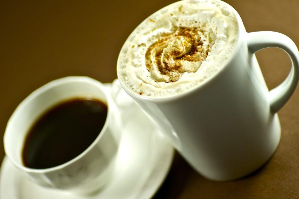 espresso vs cappucino