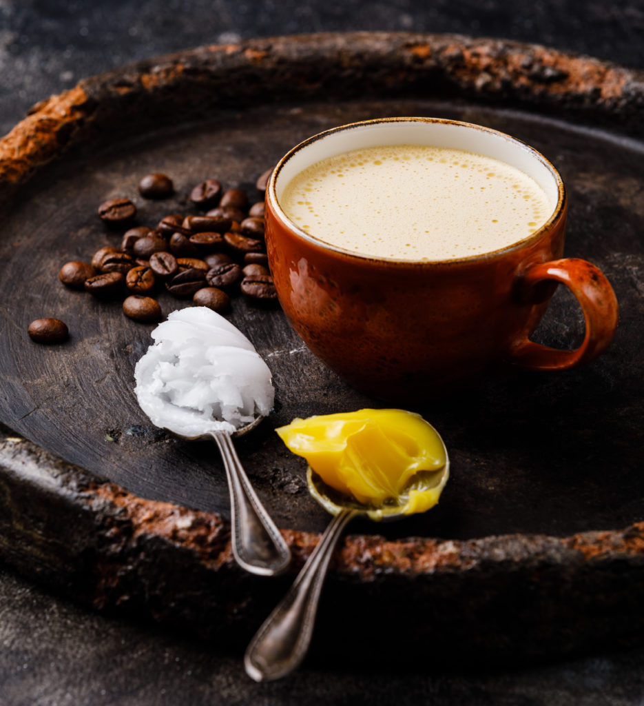 butter in your coffee