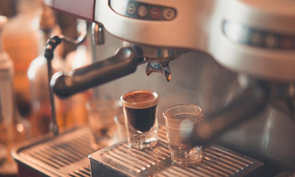 Espresso and Coffee