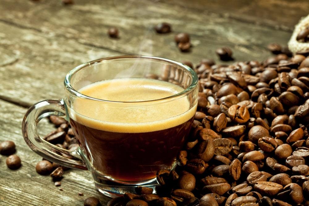Do espresso shots die