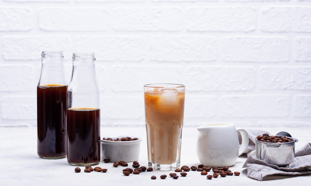 Jameson Cold Brew coffee Recipes