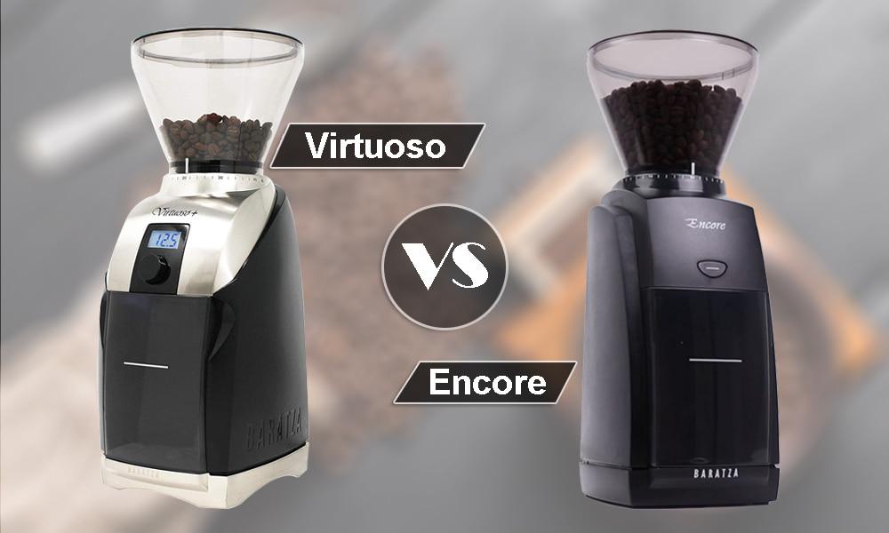 Baratza Virtuoso VS Encore