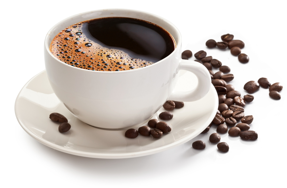 How many coffee beans per cup