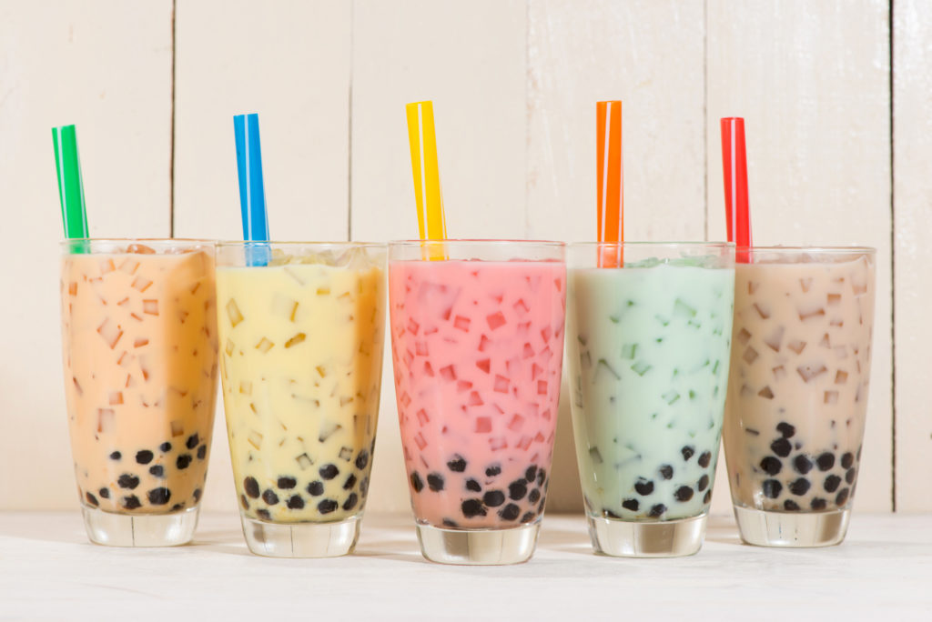 Where Does Bubble Tea Come From?