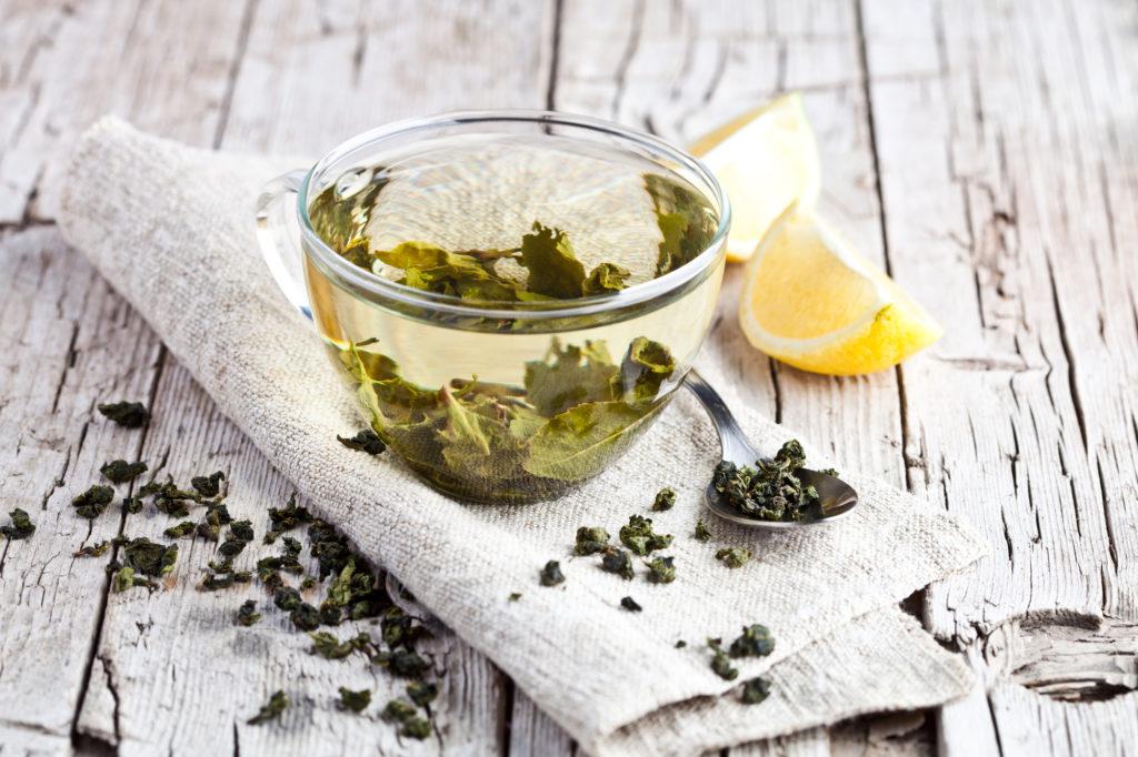 jasmin tea vs green tea