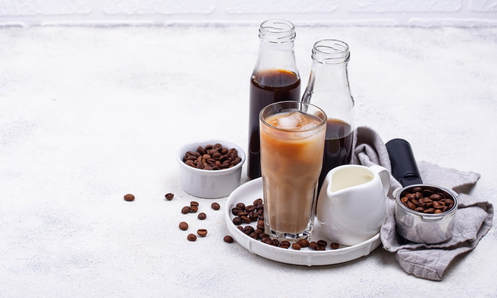Do not Confuse Cold Brew with Iced Coffee