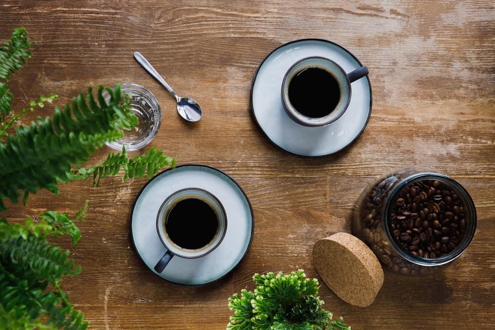 Best coffee to drink black