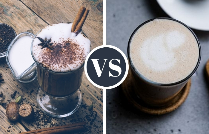 Dirty Chai Latte Vs Chai Latte: Here's The Difference