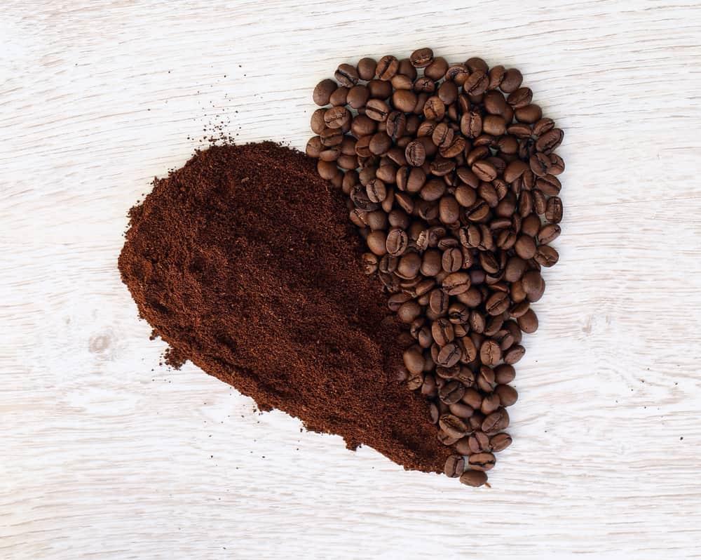 Ground coffee vs Whole Bean