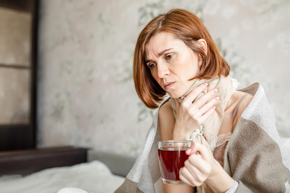 best tea to drink when sick - featured