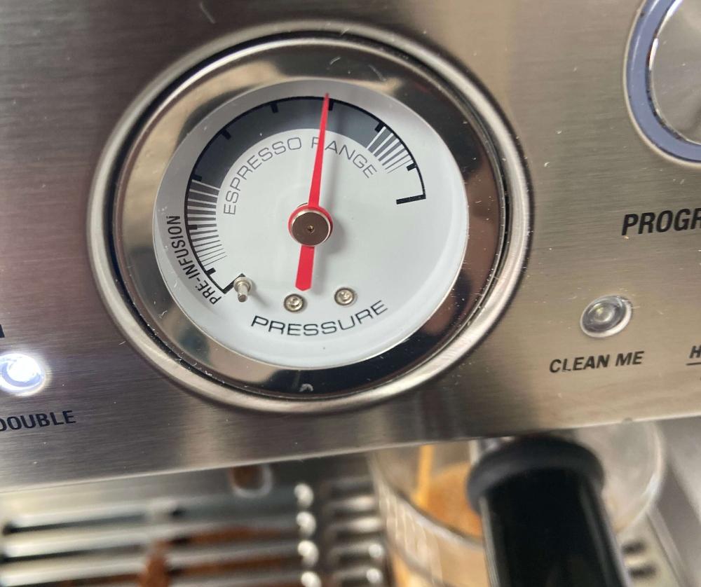 Expresso Range for pressure