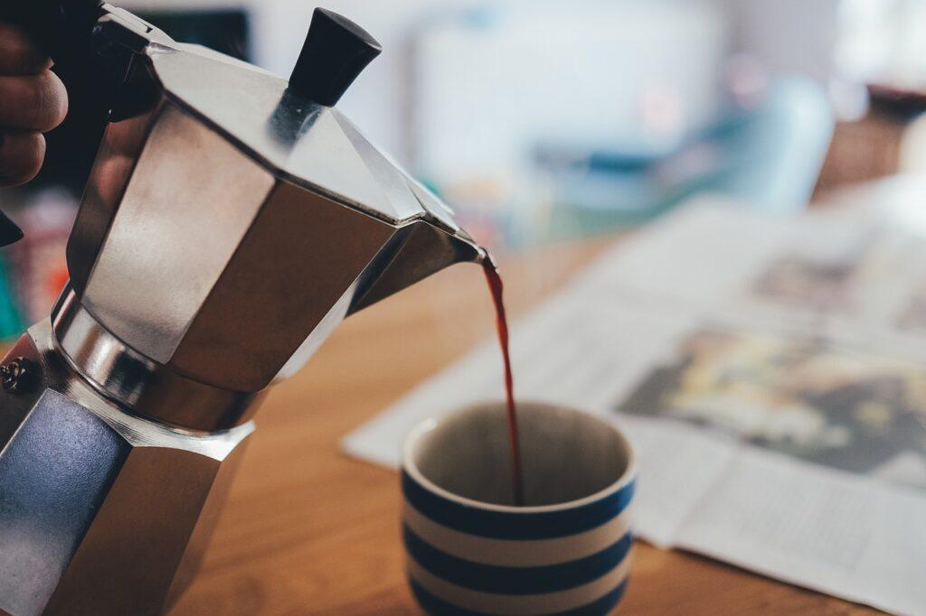 Moka express vs. mr. coffee espresso maker.