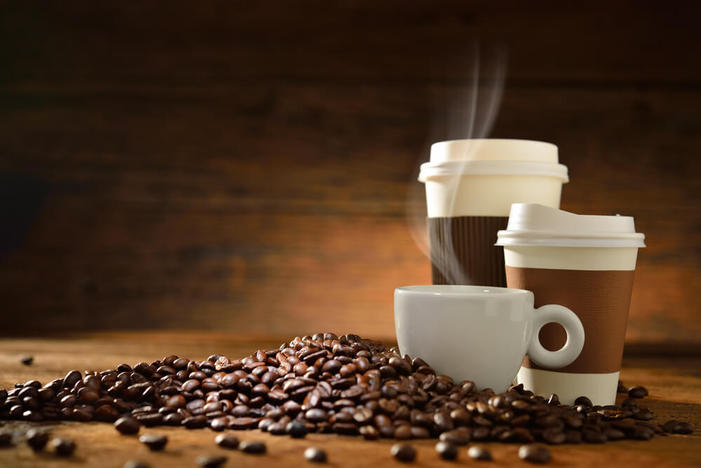 What are the best materials for coffee cups