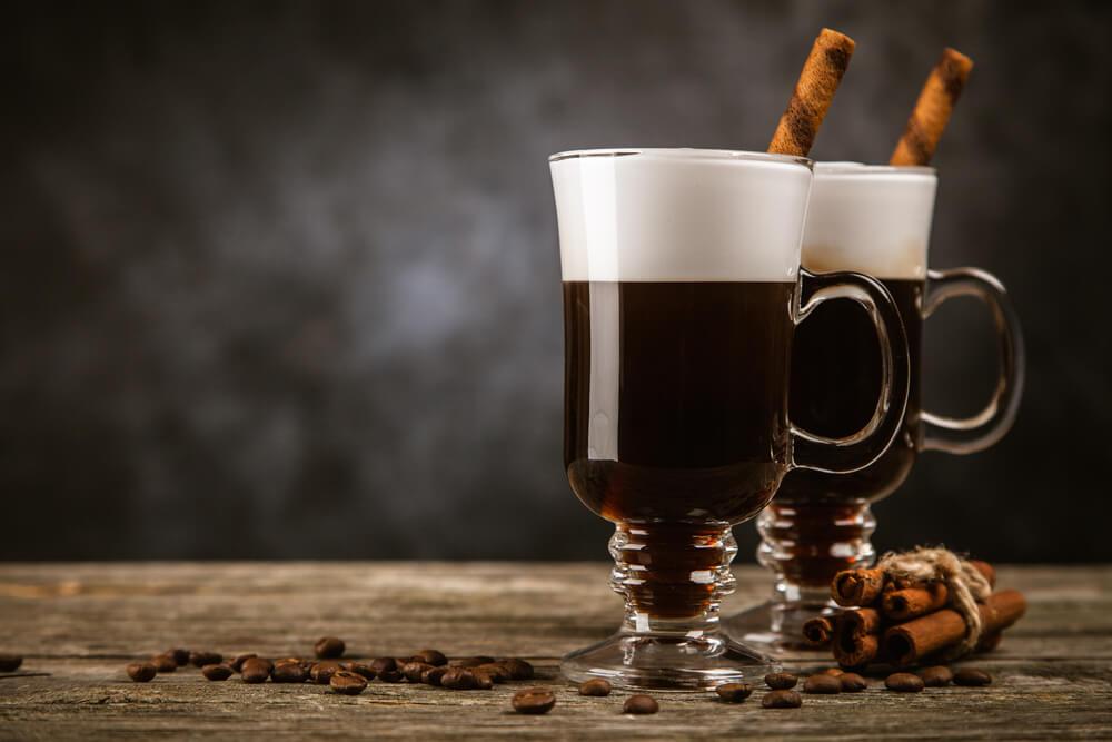 Best coffee for Irish coffee