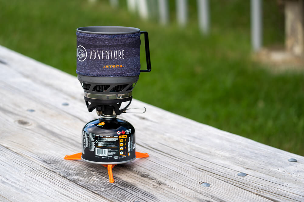 Best coffee for Jetboil