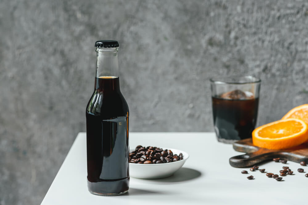 How to store cold brew coffee